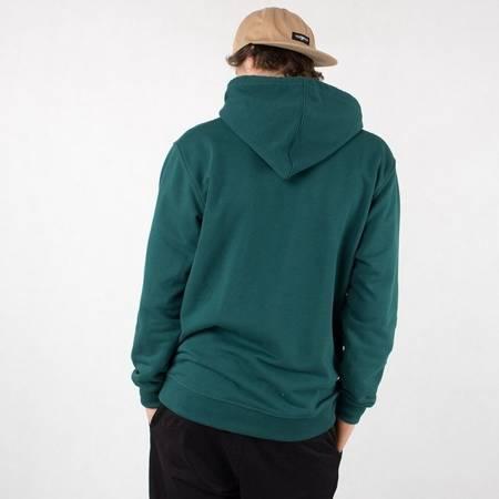 Bluza Nervous Hood Classic Small Spruce