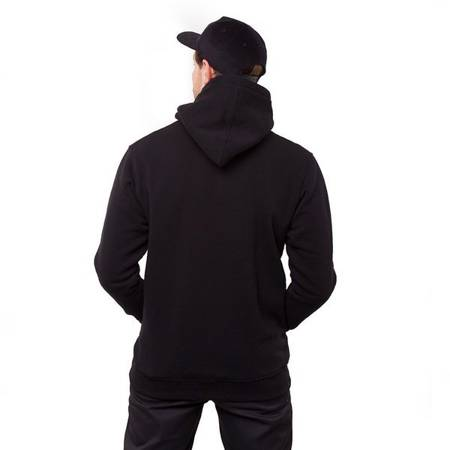 Bluza z kapturem Nervous Acid Box Black