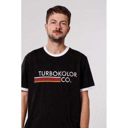 KOSZULKA TURBOKOLOR T-SHIRT MERCH BLACK