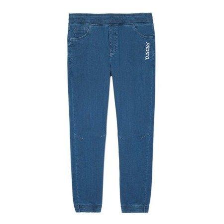 PANTS LOOSE BLUE