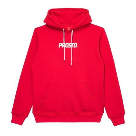 PROSTO HOODIE TRIFLE RED