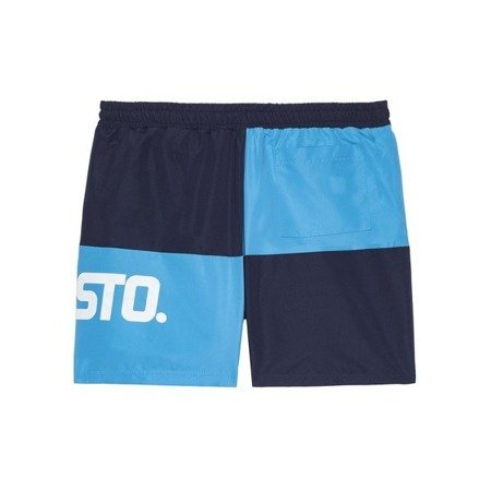 SHORTS CHES BLUE/DARK BLUE