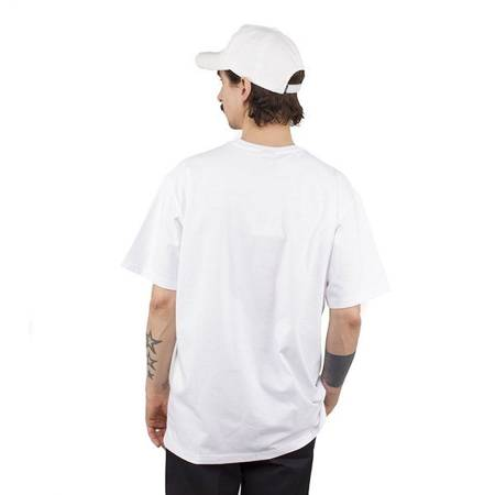 T-SHIRT NERVOUS CLASSIC ACID WHITE