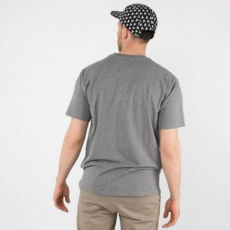 T-SHIRT NERVOUS CLASSIC SMALL GREY