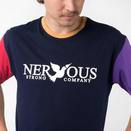 T-SHIRT NERVOUS Classic Harlekin