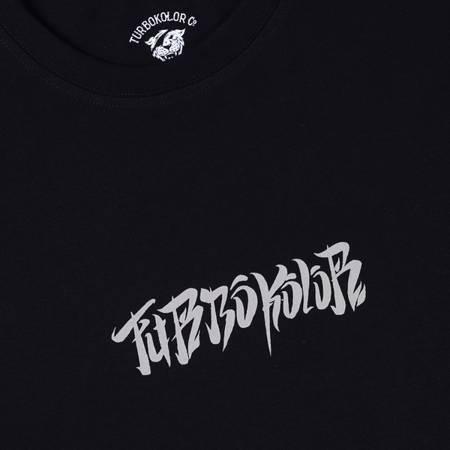 TURBOKOLOR T-SHIRT CLASSIC BLACK