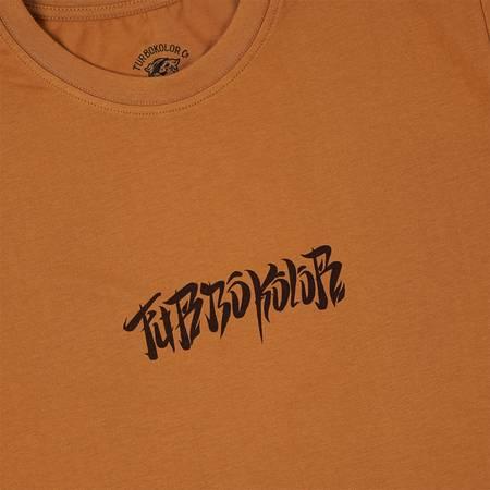 TURBOKOLOR T-SHIRT CLASSIC MUSTARD