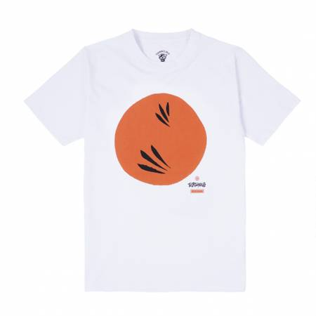 TURBOKOLOR T-SHIRT RISING SUN WHITE